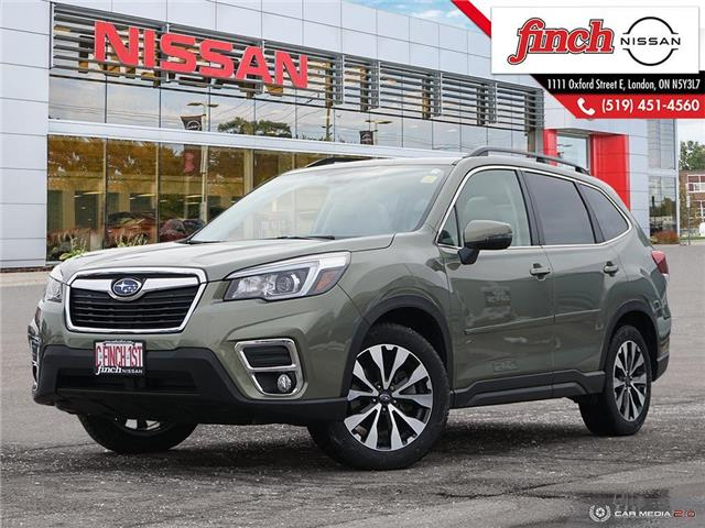 2019 Subaru Forester 2.5i Limited (Stk: 16036-A) in London - Image 1 of 27