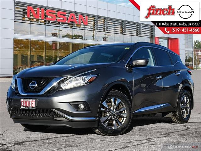 2015 Nissan Murano SV (Stk: 03016-A) in London - Image 1 of 27