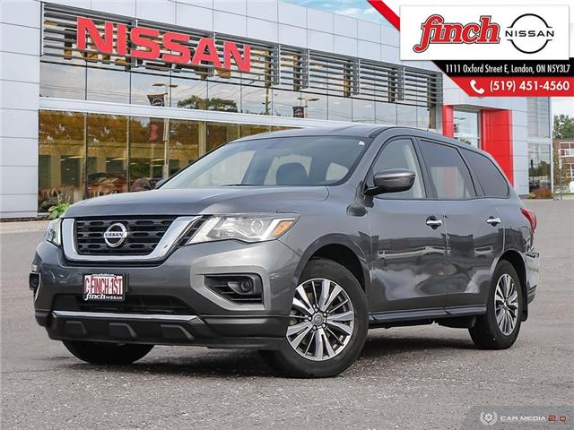 2018 Nissan Pathfinder S (Stk: 06299-A) in London - Image 1 of 27
