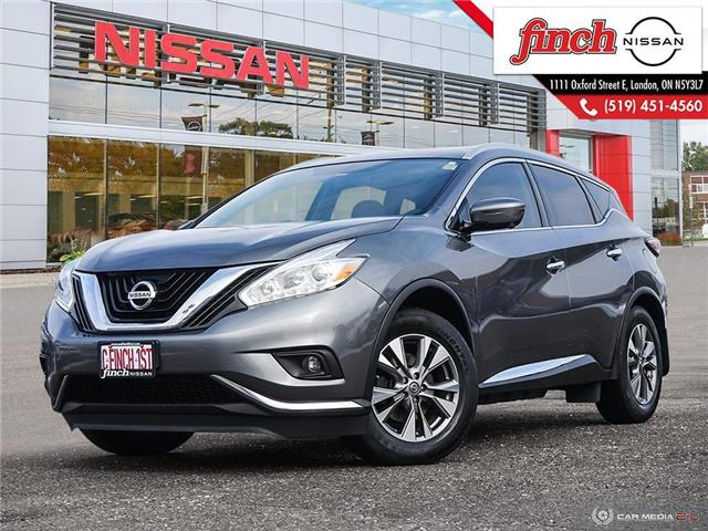 2016 Nissan Murano SL (Stk: 5619) in London - Image 1 of 27