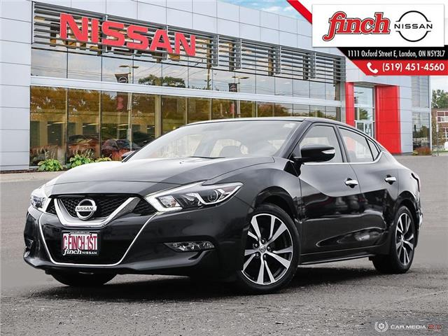 2017 Nissan Maxima Platinum (Stk: 5472) in London - Image 1 of 27