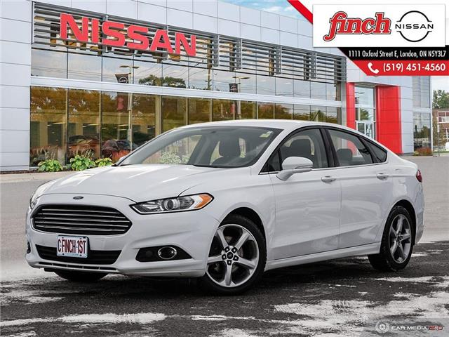 2016 Ford Fusion SE (Stk: 06306-A) in London - Image 1 of 27