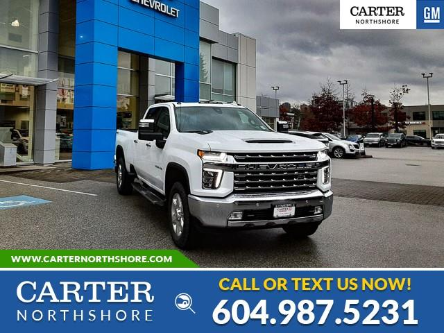 2021 Chevrolet Silverado 3500HD LTZ (Stk: 1L73030) in North Vancouver - Image 1 of 12