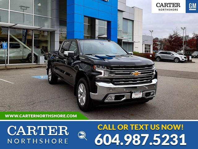 2021 Chevrolet Silverado 1500 LTZ (Stk: 1L39420) in North Vancouver - Image 1 of 13