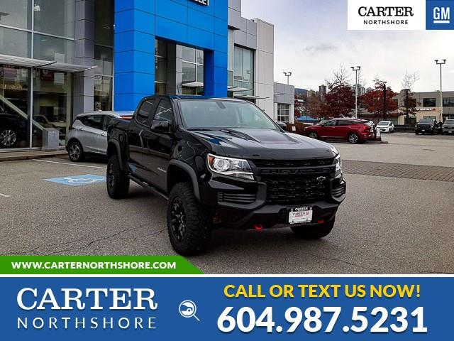 2021 Chevrolet Colorado ZR2 (Stk: 1CL1623T) in North Vancouver - Image 1 of 13