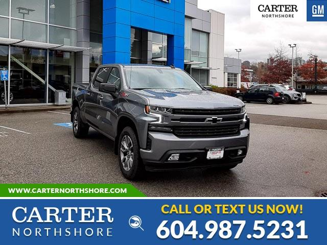 2021 Chevrolet Silverado 1500 RST (Stk: 1L65800) in North Vancouver - Image 1 of 13