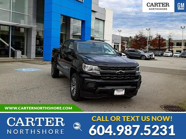 2021 Chevrolet Colorado WT (Stk: 1CL17960) in North Vancouver - Image 1 of 13