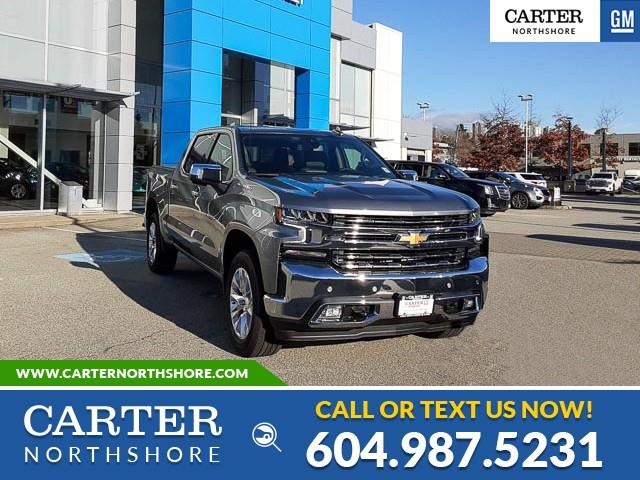 2021 Chevrolet Silverado 1500 LTZ (Stk: 1L43670) in North Vancouver - Image 1 of 13