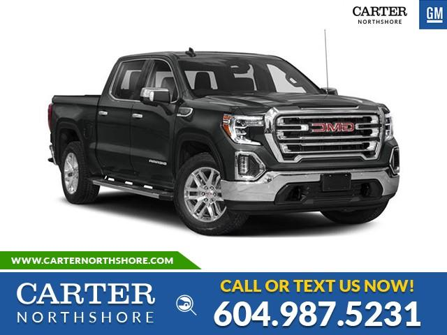 New 2021 GMC Sierra 1500 Base  - North Vancouver - Carter GM North Shore