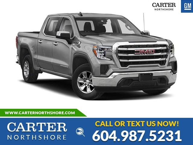 New 2021 GMC Sierra 1500 AT4  - North Vancouver - Carter GM North Shore