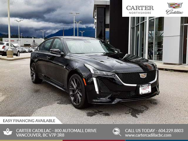 2020 Cadillac CT5 Sport (Stk: D37430) in North Vancouver - Image 1 of 22