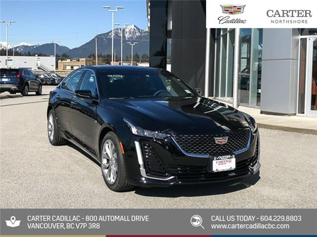 2020 Cadillac CT5 Premium Luxury (Stk: D80040) in North Vancouver - Image 1 of 22
