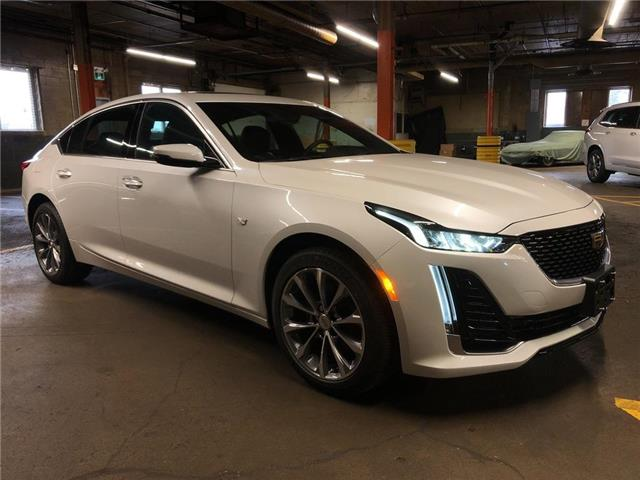2021 Cadillac CT5 Premium Luxury (Stk: 213100) in Waterloo - Image 1 of 21
