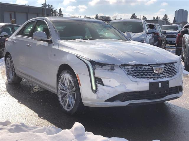 2021 Cadillac CT4 Premium Luxury (Stk: 213002) in Waterloo - Image 1 of 21