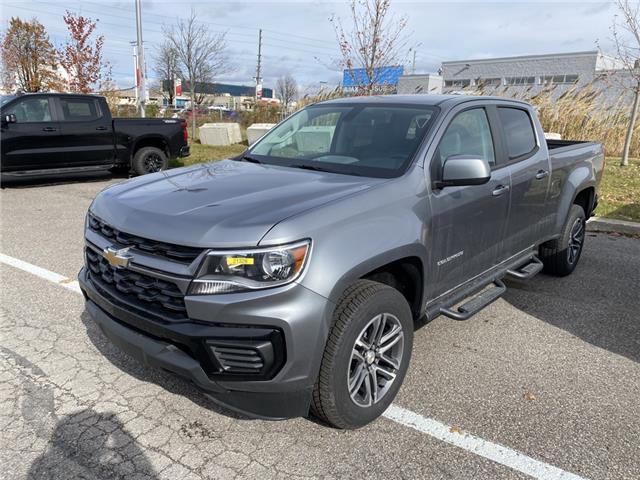 2021 Chevrolet Colorado WT (Stk: 210070) in Ajax - Image 1 of 21