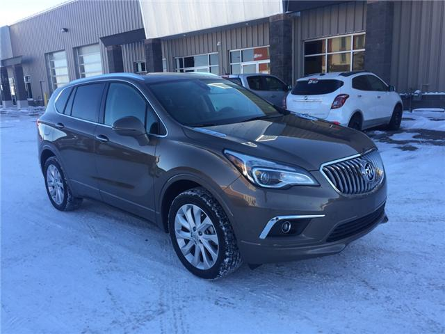 2018 Buick Envision Premium I (Stk: 158807) in AIRDRIE - Image 1 of 26