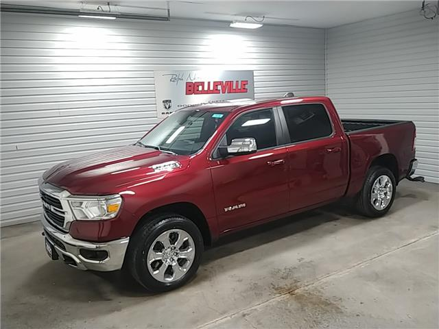 2021 RAM 1500 Big Horn (Stk: 1038) in Belleville - Image 1 of 12