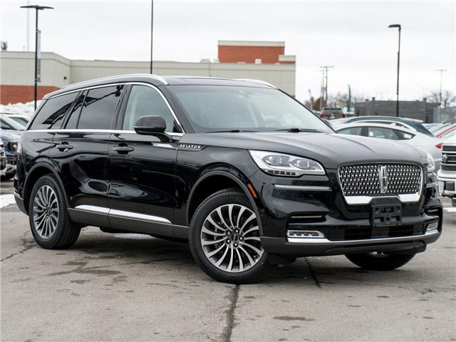 2020 Lincoln Aviator Reserve (Stk: 200062) in Hamilton - Image 1 of 25