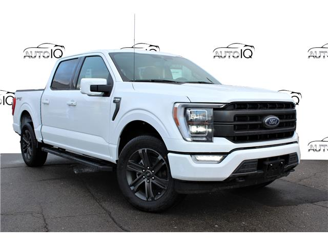 2021 Ford F-150 Lariat (Stk: 210027) in Hamilton - Image 1 of 26