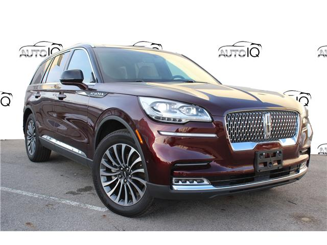 2020 Lincoln Aviator Reserve (Stk: 200105) in Hamilton - Image 1 of 28