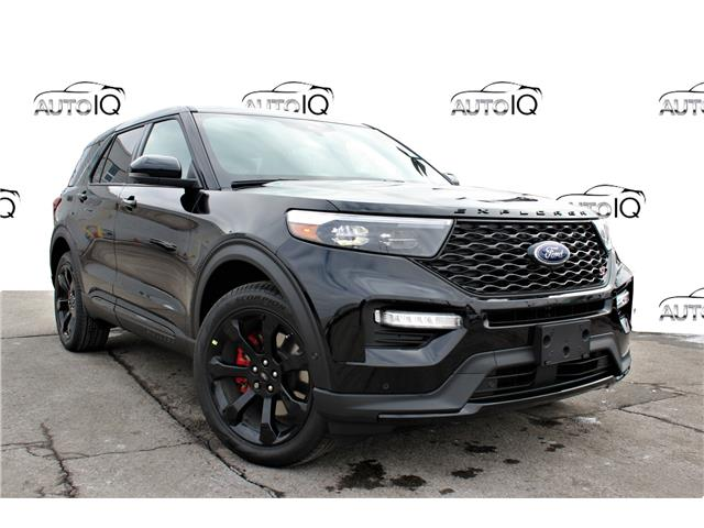 2021 Ford Explorer ST (Stk: 210029) in Hamilton - Image 1 of 30