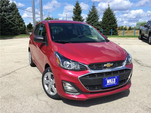 2020 Chevrolet Spark LS CVT (Stk: L186) in Grimsby - Image 1 of 13