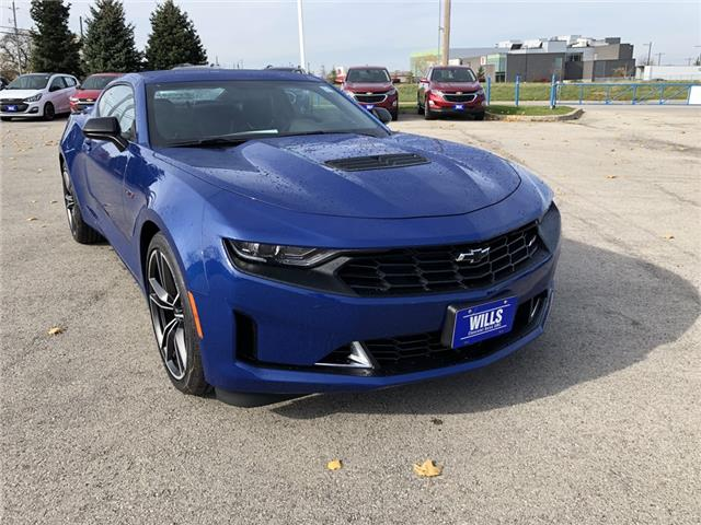 2021 Chevrolet Camaro LT1 (Stk: M058) in Grimsby - Image 1 of 18
