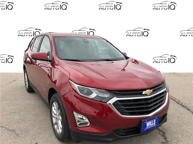 2021 Chevrolet Equinox LT (Stk: M082) in Grimsby - Image 1 of 15
