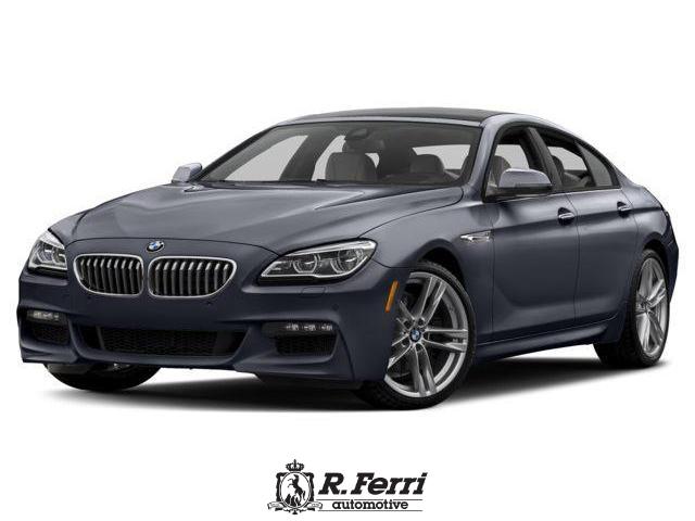 2018 BMW 650 Gran Coupe  (Stk: 26206) in Woodbridge - Image 1 of 9