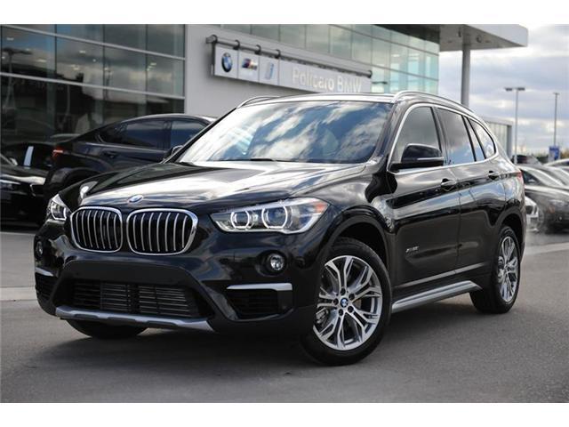 2018 BMW X1 xDrive28i (Stk: 8K20463) in Brampton - Image 1 of 12