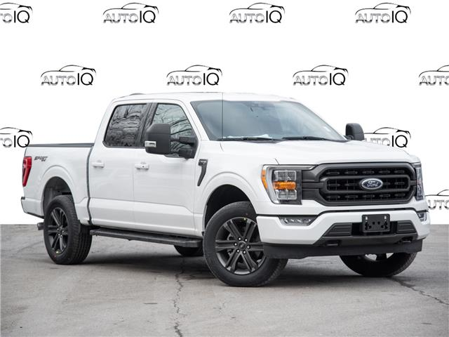 2021 Ford F-150 XLT (Stk: 21F1087) in St. Catharines - Image 1 of 25
