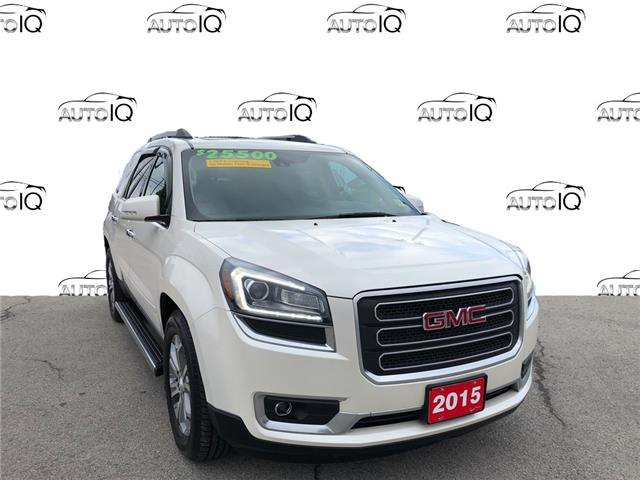 2015 GMC Acadia SLT2 (Stk: 158826) in Grimsby - Image 1 of 17