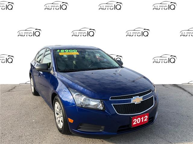 2012 Chevrolet Cruze LS (Stk: 122613X) in Grimsby - Image 1 of 15