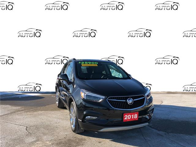 2018 Buick Encore Premium (Stk: 180399) in Grimsby - Image 1 of 16