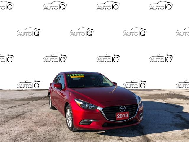 2018 Mazda Mazda3 Sport 50th Anniversary Edition (Stk: 185211) in Grimsby - Image 1 of 16