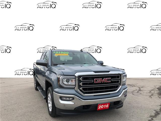 2016 GMC Sierra 1500 SLE Grey