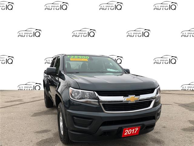 2017 Chevrolet Colorado WT (Stk: L329BX) in Grimsby - Image 1 of 17