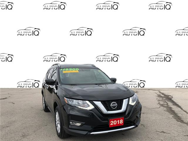 2018 Nissan Rogue SV (Stk: M103A) in Grimsby - Image 1 of 16