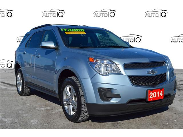 2014 Chevrolet Equinox 1LT (Stk: M117A) in Grimsby - Image 1 of 15