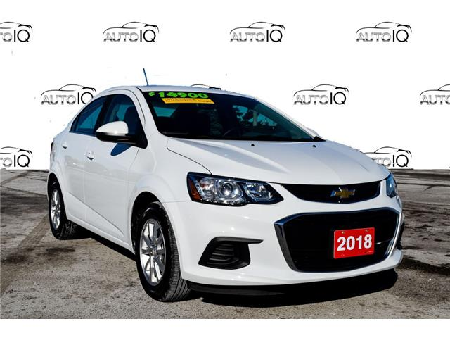 2018 Chevrolet Sonic LT Auto (Stk: 188378) in Grimsby - Image 1 of 16