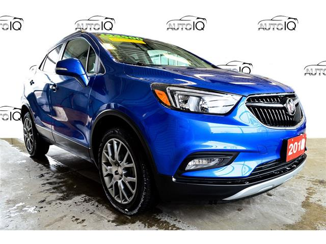 2018 Buick Encore Sport Touring (Stk: 187872X) in Grimsby - Image 1 of 15