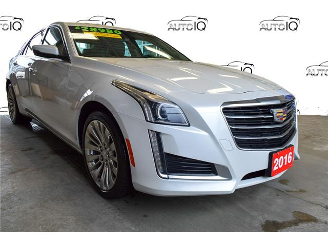 2016 Cadillac CTS 3.6L Luxury Collection (Stk: 166003) in Grimsby - Image 1 of 17
