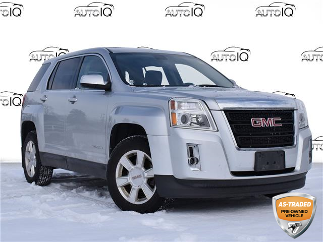 2011 GMC Terrain SLE-1 (Stk: 20G48DAZ) in Tillsonburg - Image 1 of 24