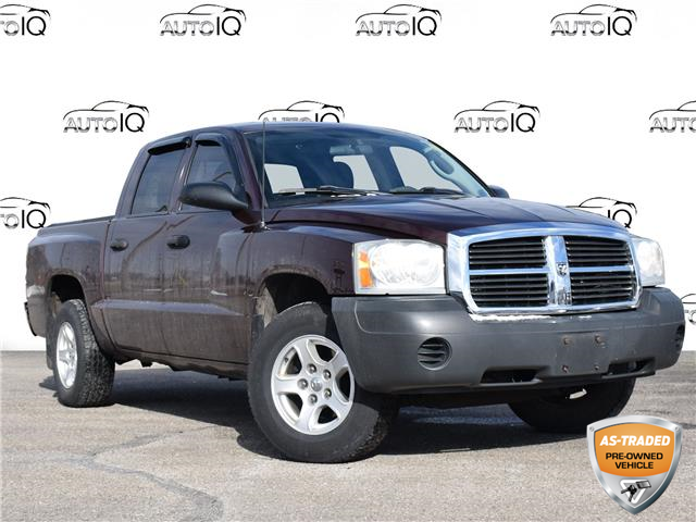 2005 Dodge Dakota ST (Stk: 21C127AZ) in Tillsonburg - Image 1 of 23