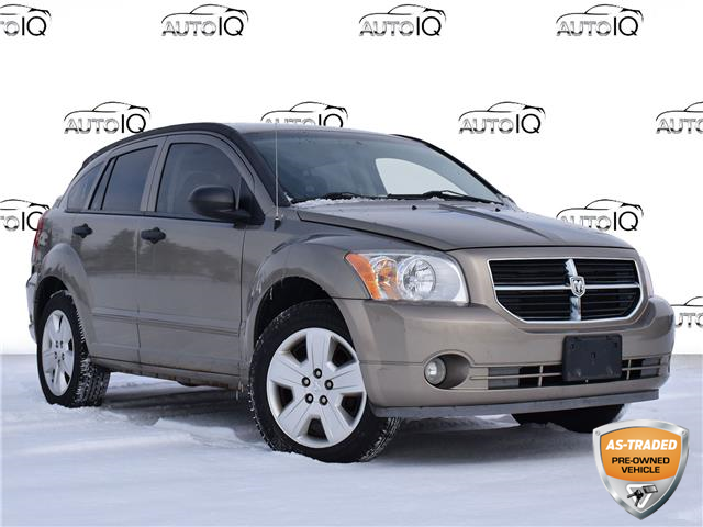 2007 Dodge Caliber SXT (Stk: 20G297AAZ) in Tillsonburg - Image 1 of 22