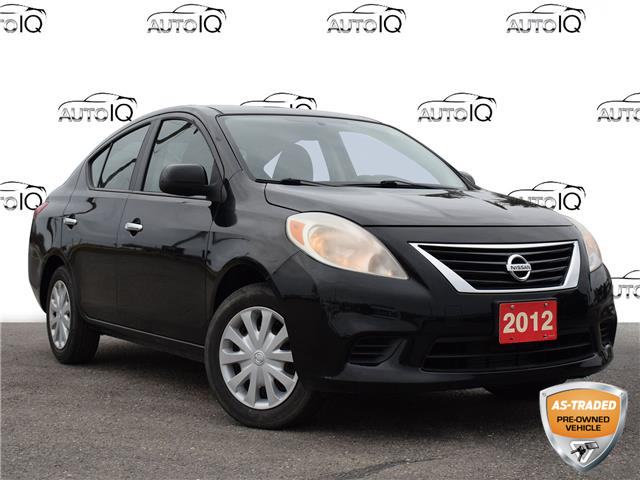 2012 Nissan Versa  (Stk: 21B138AZ) in Tillsonburg - Image 1 of 24