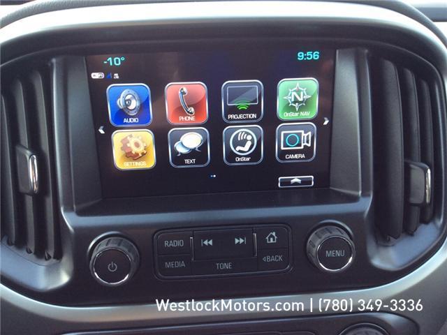 2018 Chevrolet Colorado LT (Stk: 18T50) in Westlock - Image 20 of 25
