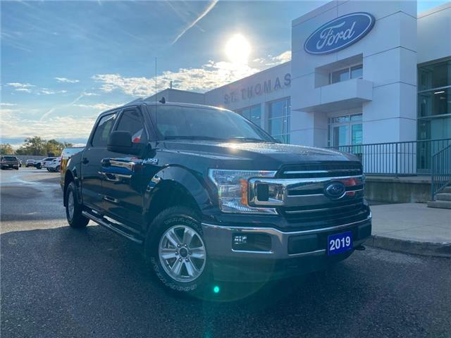 2019 Ford F-150 XLT (Stk: T0583A) in St. Thomas - Image 1 of 24