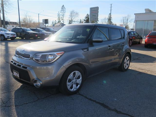 2014 Kia Soul SX (Stk: 96149) in St. Thomas - Image 1 of 21