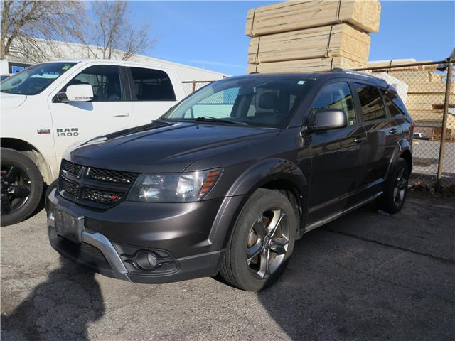 2016 Dodge Journey Crossroad (Stk: 82516) in St. Thomas - Image 1 of 18